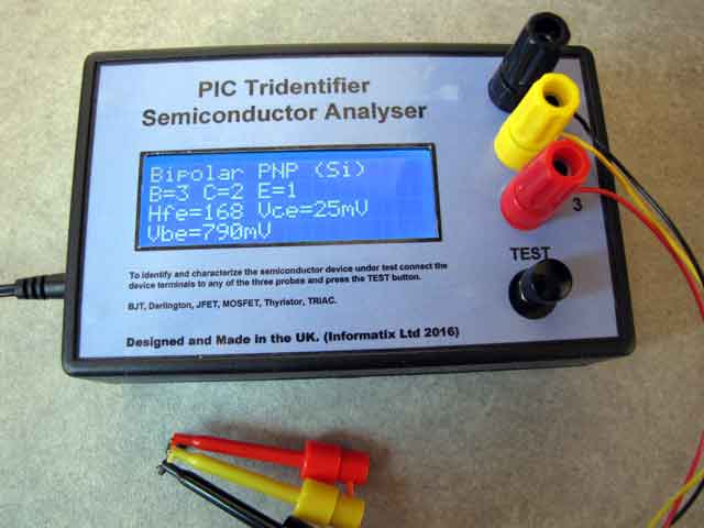 Electronic Component Tester